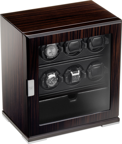 Scatola del Tempo - 6RT Multiple Watch Winder