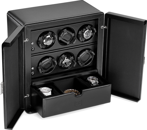 Multiple Watch Winder - Scatola del Tempo