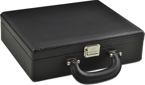 Scatola del Tempo - 8B OS XXL Compact w Handle - Black Grain