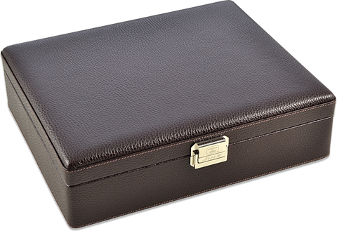 Scatola del Tempo - 8B OS XXL Compact - Dark Brown Grain