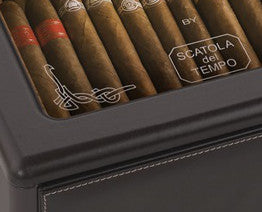 Scatola del Tempo - Cuban Only - Dark Brown