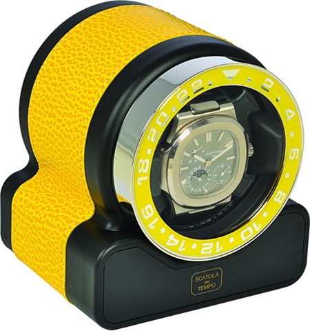 Scatola del Tempo - Rotor 1 Sport - Light Yellow Grain