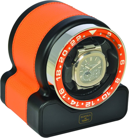 Scatola del Tempo - Rotor 1 Sport - Orange Grain