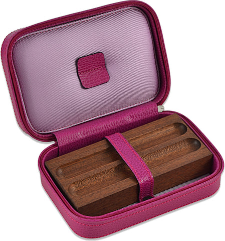 Scatola del Tempo - Trousse Pen Case - Cyclamen Grain
