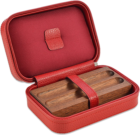 Scatola del Tempo - Trousse Pen Case - Red Grain