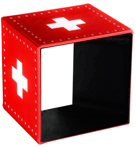 Swiss Kubik - Masterbox Shell - Single Specialty Leather