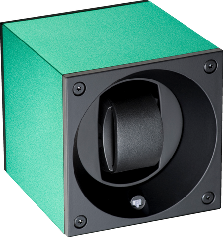 Emerald Aluminium Swiss Kubik Startbox