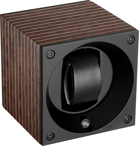 Swiss Kubik - Single Watch Winder - Dark Yacht | SK01.BYV002