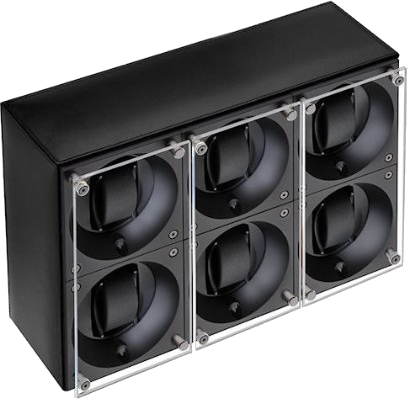 Swiss Kubik - Leather - Multiple Watch Winder