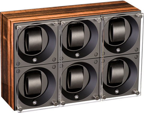 Swiss Kubik - Wooden - Multiple Watch Winder