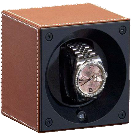 Swiss Kubik - MasterBox Single Leather | SK01.CV002