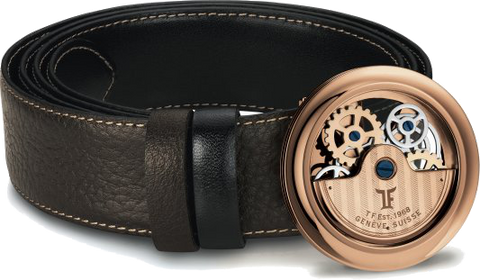 TF Est 1968 - Rotor Caged Belt Buckle | BRO-PR99C