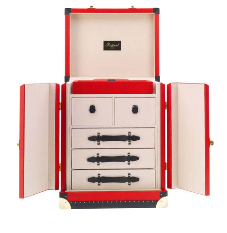 RAPPORT - Cambridge Jewelry Storage Trunk | TR01