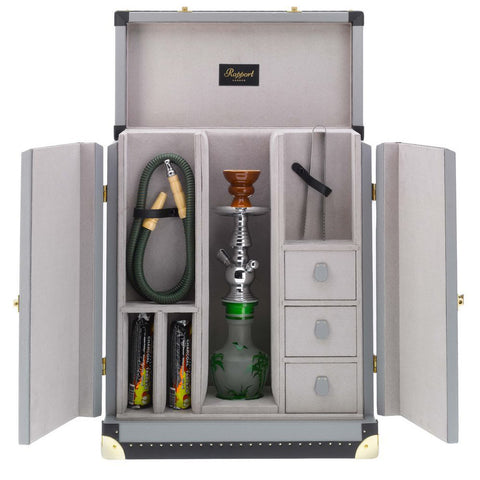 RAPPORT - Cambridge Hookah Storage Trunk | TR02