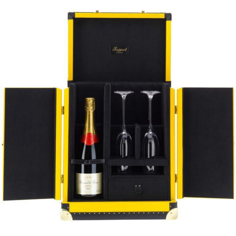 RAPPORT - Cambridge Champagne Storage Trunk | TR03