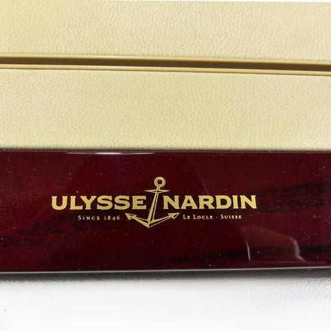 Ulysse Nardin Watch Fixture - Small Slotted Curved Riser