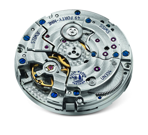 Ulysse Nardin - Dual Time Manufacture  | 3343-126_91