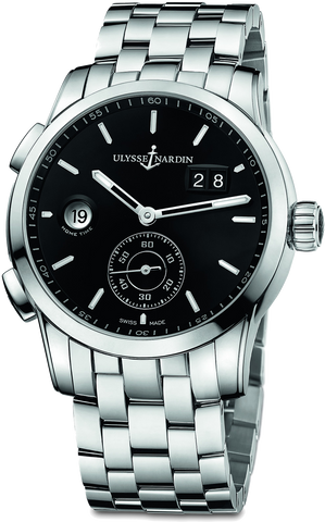 Ulysse Nardin - Dual Time Manufacture  | 3343-126-7_92