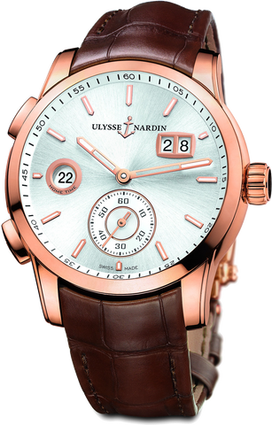 Ulysse Nardin - Dual Time Manufacture  | 3346-126_91