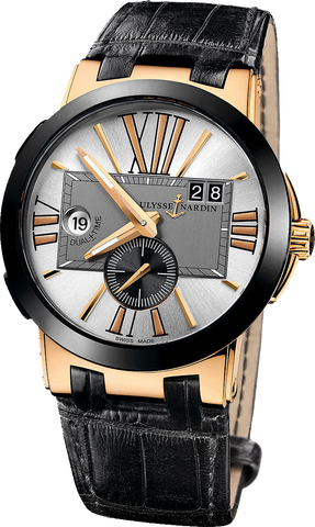 Ulysse Nardin - Executive Dual Time | 246-00_421