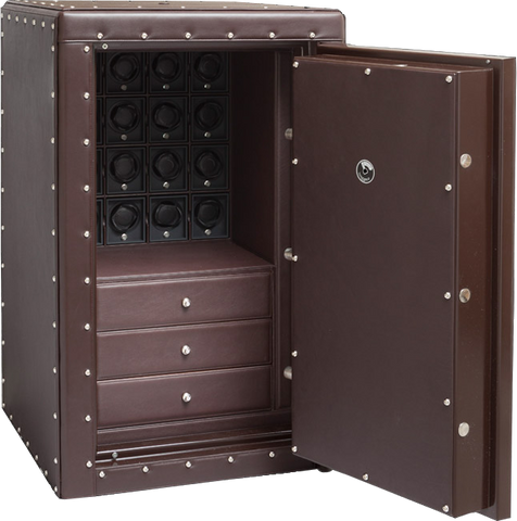 Underwood - 16 Module Armour-Plated Safe - Leather | UN851