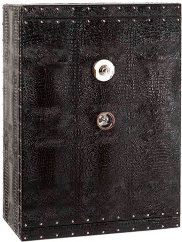Underwood - 25 Module Armour-Plated Safe - Leather | UN855/C