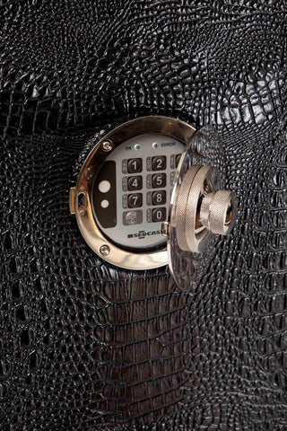 UNDERWOOD (LONDON) - Concealed Leather 25-Unit Armour-Plated Safe | UN855/L