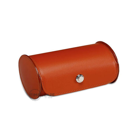 UNDERWOOD (LONDON) - Double Leather Watch Roll | UN231/TAN