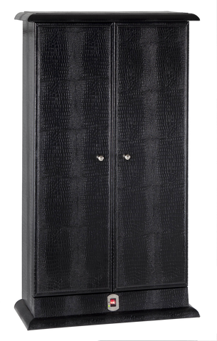 UNDERWOOD (LONDON) - Croco 30-Unit Biometric Cabinet | UN3222/CBLK