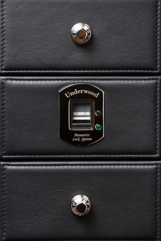 Underwood - 30 Module Biometric Unit - Leather | UN3222