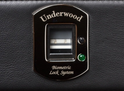 Underwood - Watch & Jewelry Storage Biometric Case with Trays | UN3224