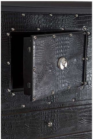 Underwood - 40 Module Biometric Unit with Safe- Leather | UN3231/C