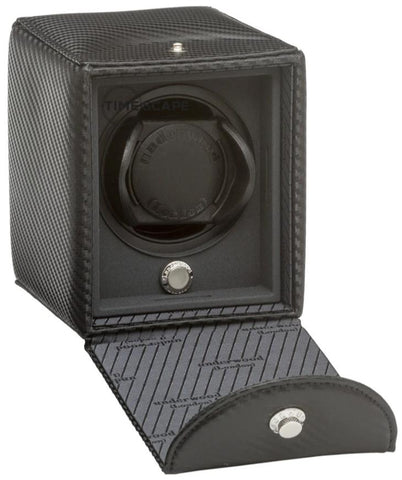 UNDERWOOD (LONDON) - Classic Carbon Single Watch Winder | UN810/CF
