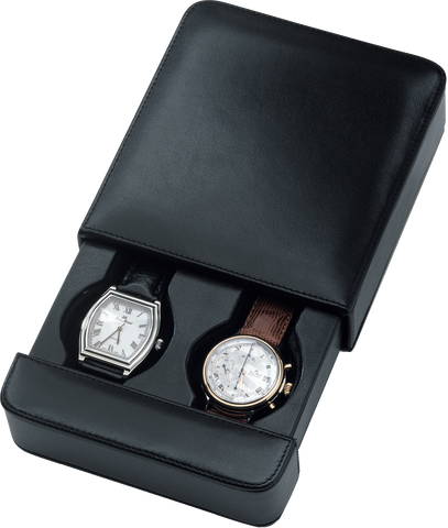 Venlo - Biella Watch Storage - Leather