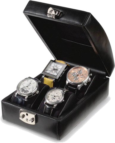 Venlo - Sienna Watch Storage Case - Leather