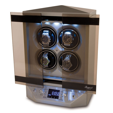 RAPPORT - Templa Quad Watch Winder | W310
