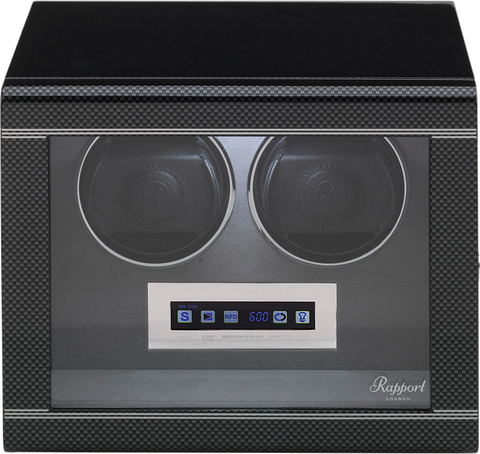 RAPPORT - Formula Double Watch Winder | W562