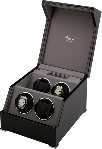 RAPPORT - Perpetua 3 Quad Watch Winder | W574