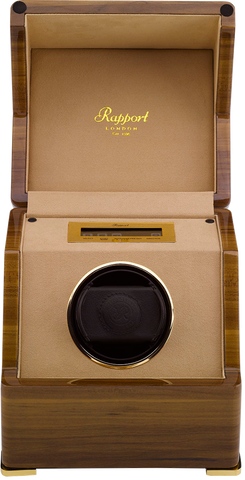 RAPPORT - Perpetua 3 Single Watch Winder | W581