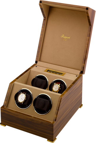 RAPPORT - Perpetua 3 Quad Watch Winder | W584