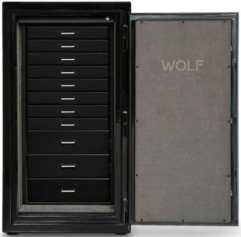 Wolf - 1834 Atlas Watch Jewelry Storage Safe | 4900