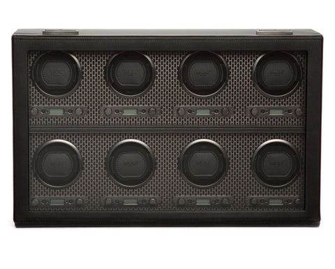 Wolf - Axis 8-Unit Watch Winder | 469703
