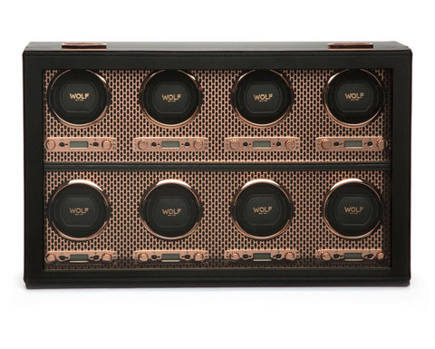 Wolf - Axis 8-Unit Watch Winder | 469716