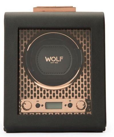 Wolf - Axis Single Watch Winder | 469116