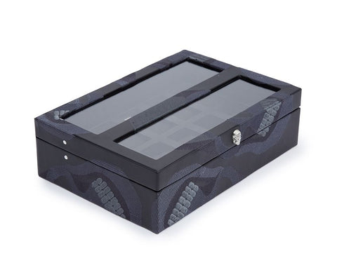 Wolf - Momento Mori 10-Unit Watch Storage Box | 493502