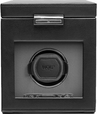 Wolf - Viceroy Single Watch Winder w Storage | 456102