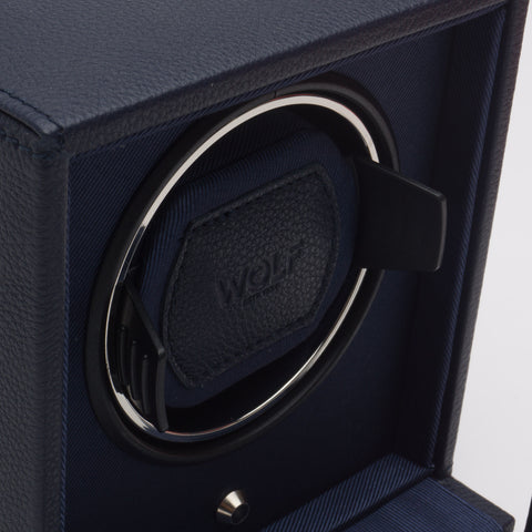 Wolf - Cub - Single Watch Winder w Cover | 461117
