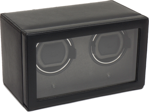 Wolf - Cub - Double Watch Winder w Cover | 461203