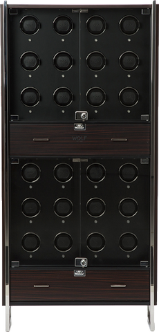 Wolf - 1834 Regent 24-Unit Watch Winder Cabinet | 468140