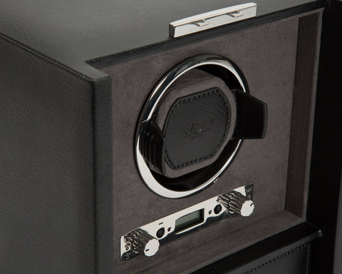 Wolf - Blake Single Watch Winder w Storage | 460602